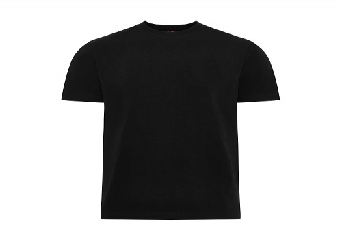 100% Cotton black t-shirt --- Only 0.65usd