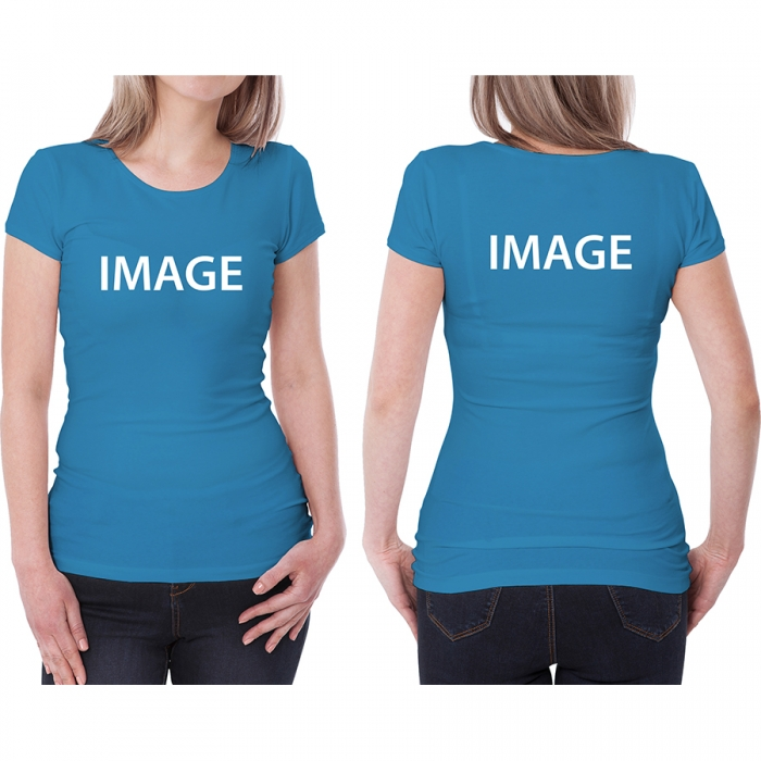 Image at front and back - 2