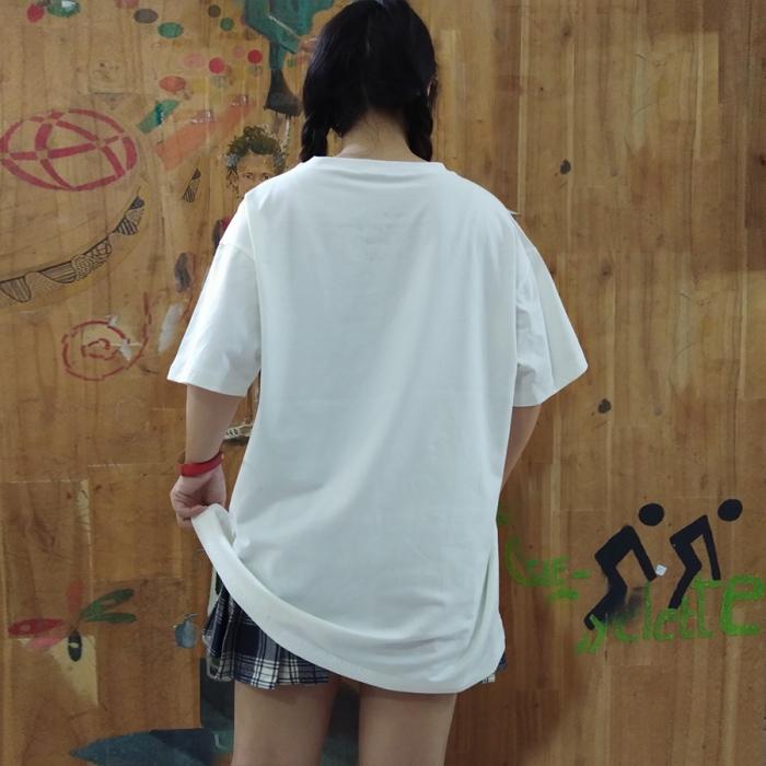 Unisex tee lulo 100% cotton, big size, oversize, soft and nice - 3