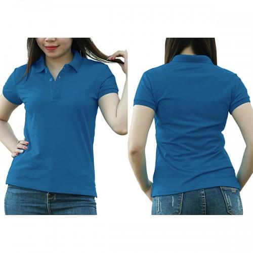 Polo shirt - Yamaha blue