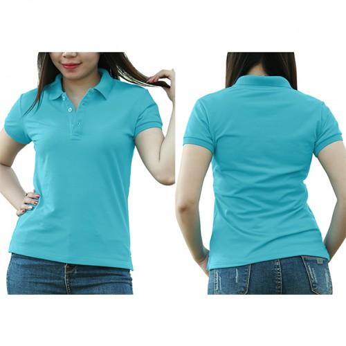 Polo shirt - Sky blue