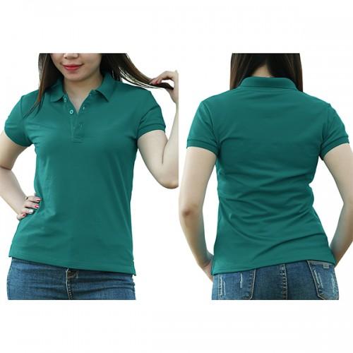 Polo shirt - Jade