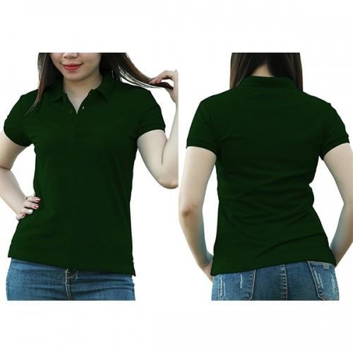 Polo shirt - Bottle green