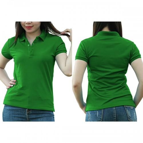 Polo shirt - Parrot green
