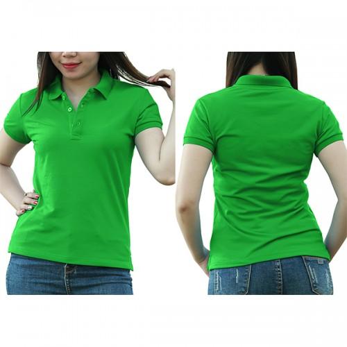 Polo shirt - Banana green