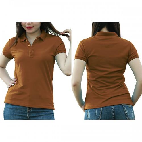 Polo shirt - Buff