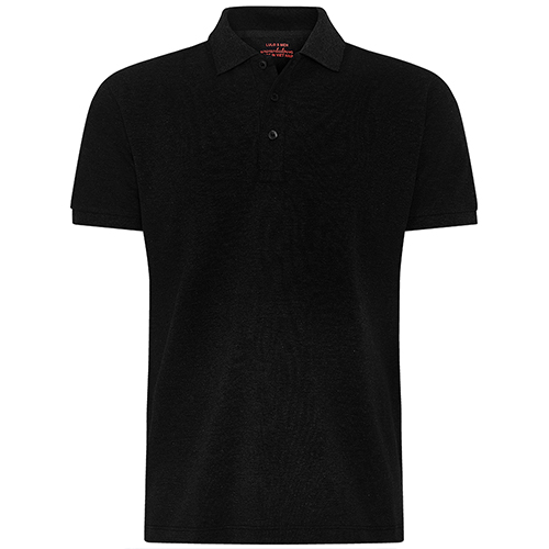Amazon USA exporting black polo shirt