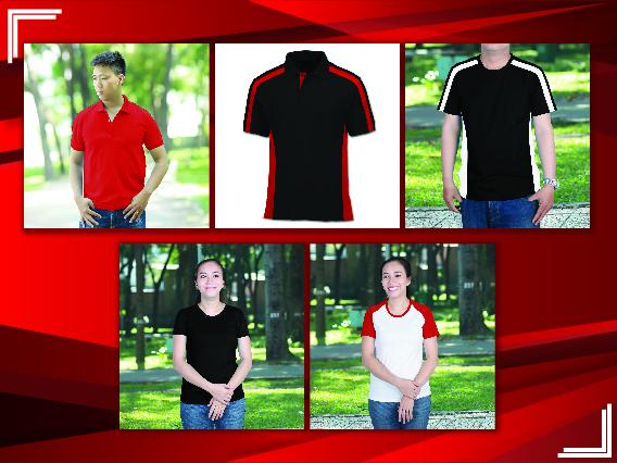 Đồng phục mọi số lượng và In áo lấy liền